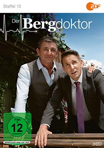 Der Bergdoktor - Staffel 13 (3 DVDs)