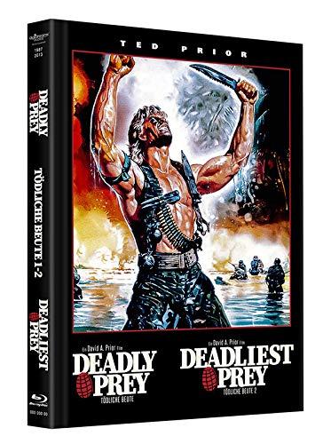 Deadly Prey - Tödliche Beute + Deadliest Prey - Tödliche Beute 2 - Limitiert auf 500 Stück [Blu-ray]
