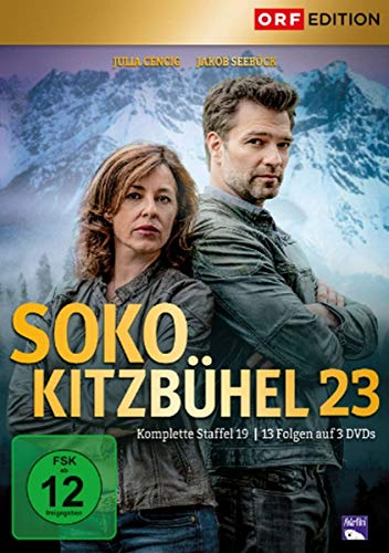 SOKO Kitzbühel Box 23 (3 DVDs)
