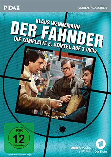 Der Fahnder Staffel 5 (3 DVDs)