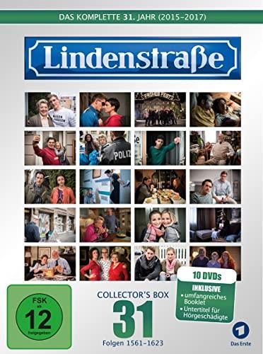 Lindenstraße Das komplette 31. Jahr (Limited Edition) (10 DVDs)