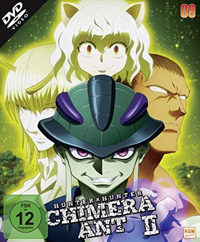 Hunter x Hunter Vol. 9 (Episode 89-100) (2 DVDs)