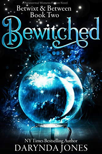 Announcing the release of Bewitched! On sale today!