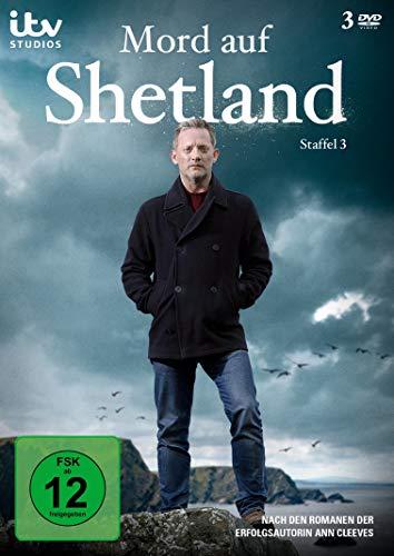 Mord auf Shetland Staffel 3 (3 DVDs)
