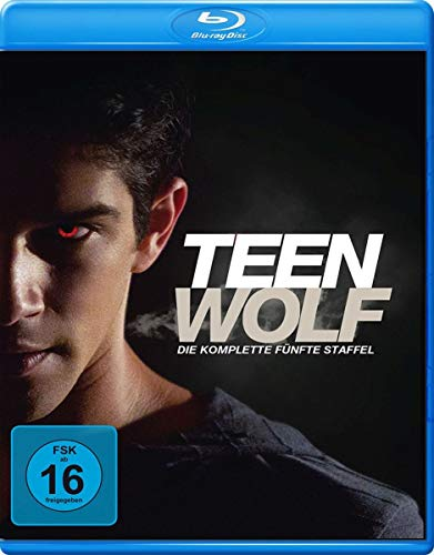 Teen Wolf Staffel 5 (Softbox) [Blu-ray]