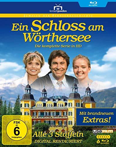 Ein Schloss am Wörthersee Gesamtbox [Blu-ray]