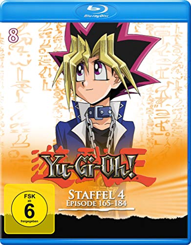 Yu-Gi-Oh! Staffel 4.2 (Folge 165-184) [Blu-ray]