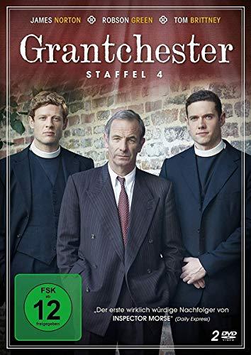 Grantchester Staffel 4 (2 DVDs)