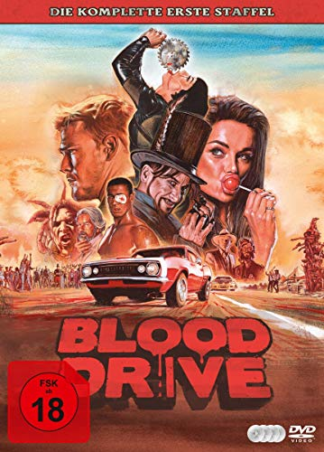 Blood Drive Staffel 1 (4 DVDs)