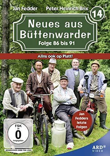 Neues aus Büttenwarder Vol. 14 (Folge 86-91) (2 DVDs)