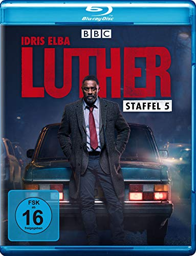 Luther Staffel 5 [Blu-ray]