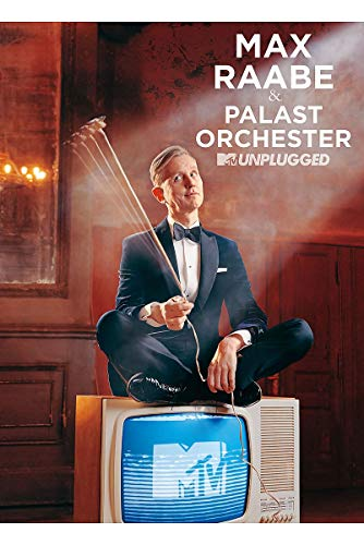 MTV Unplugged: Max Raabe (2 DVDs)