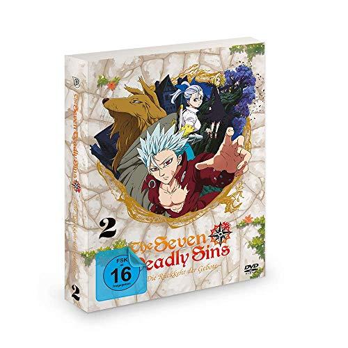 The Seven Deadly Sins Die Rückkehr der Gebote: Staffel 2, Vol. 2 (2 DVDs)