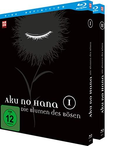 Aku no Hana Gesamtausgabe [Blu-ray]