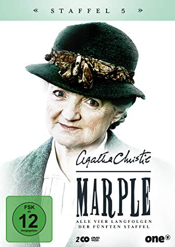 Agatha Christie: Marple Staffel 5 (2 DVDs)