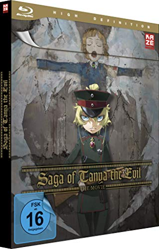 Saga of Tanya the Evil: The Movie [Blu-ray]