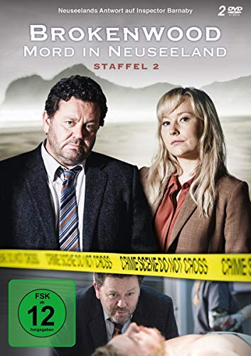 Brokenwood - Mord in Neuseeland: Staffel 2 (2 DVDs)