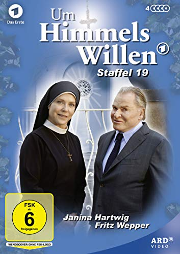 Um Himmels Willen - Staffel 19 (4 DVDs)