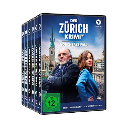 Der Zürich Krimi - Fall 1-6 (6 DVDs)