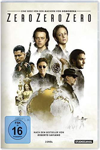 ZeroZeroZero 3 DVDs