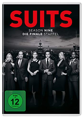 Suits Staffel 1-6