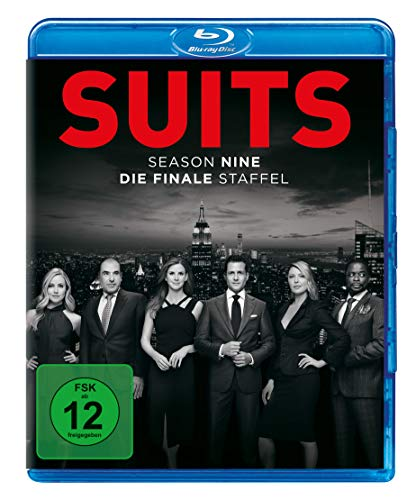 Suits Staffel 9 [Blu-ray]