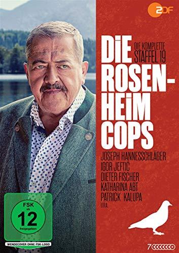Die Rosenheim Cops - Staffel 19 (7 DVDs)
