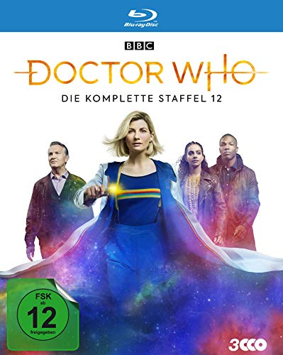 Doctor Who - Staffel 12 [Blu-ray]