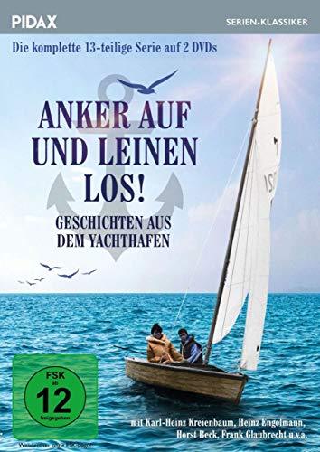 Anker auf und Leinen los Geschichten aus dem Yachthafen (2 DVDs)