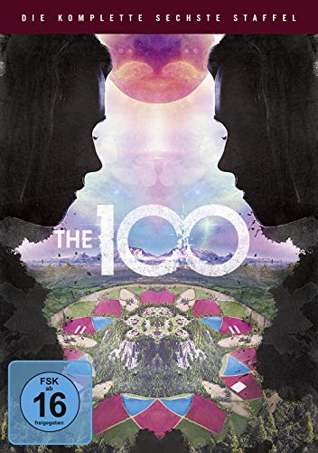 The 100 Staffel 6 (3 DVDs)