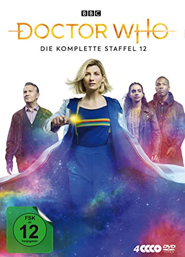 Doctor Who Staffel 12 (5 DVDs)