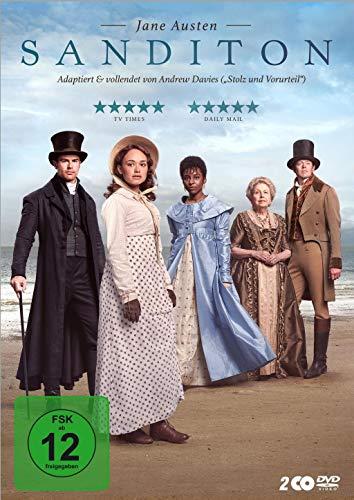 Jane Austen: Sanditon (2 DVDs)