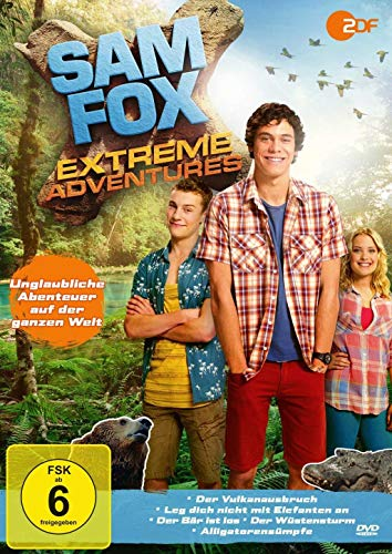 Sam Fox - Extreme Adventures,