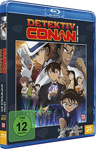 Detektiv Conan - 23. Film: Die stahlblaue Faust [Blu-ray]