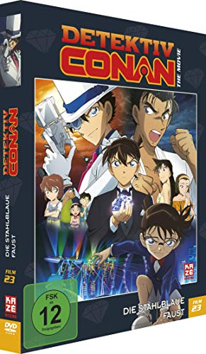 Detektiv Conan - 23. Film: Die stahlblaue Faust (Limited Edition)