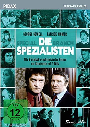 Die Spezialisten (Special Branch) 2 DVDs