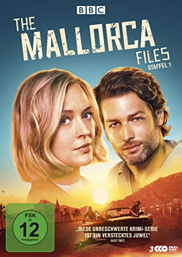 The Mallorca Files Staffel 1 (3 DVDs)