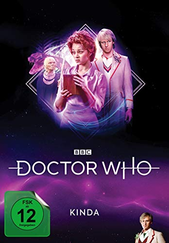 Doctor Who Fünfter Doktor: Kinda (2 DVDs)