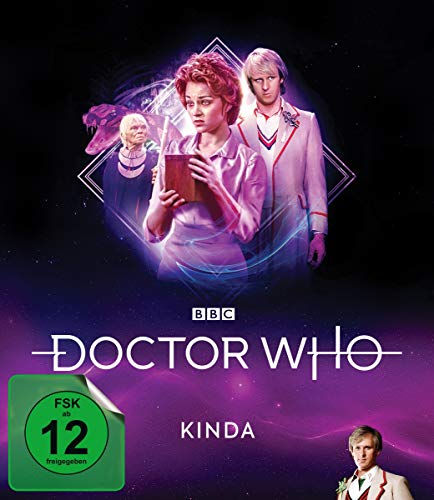Doctor Who Fünfter Doktor: Kinda [Blu-ray]