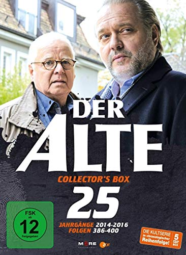 Der Alte - Collector's Box Vol.25 (5 DVDs)