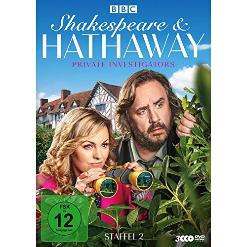 Shakespeare & Hathaway Staffel 2 (3 DVDs)