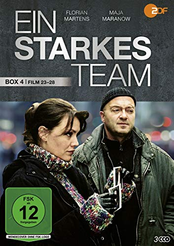 Ein starkes Team Box  4 (Film 23-28) (3 DVDs)