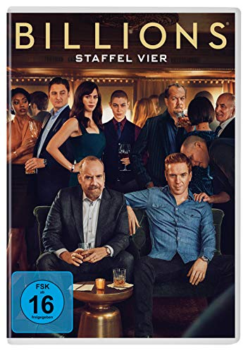Billions Staffel 4 (4 DVDs)