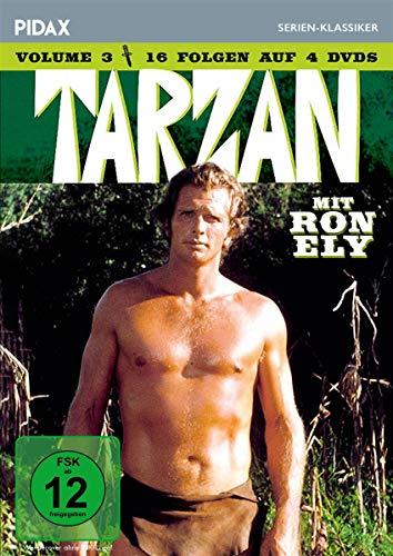 Tarzan, Vol. 3 (4 DVDs)