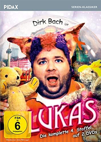 Lukas Staffel 4 (2 DVDs)