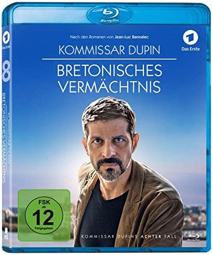 Kommissar Dupin: Bretonisches Vermächtnis [Blu-ray]