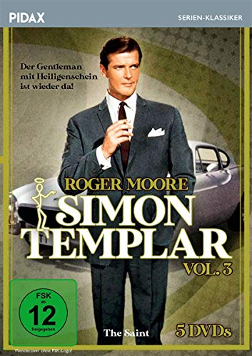 Simon Templar, Vol. 3 (5 DVDs)
