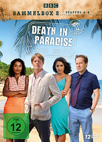 Death in Paradise Sammelbox 2 (Staffel 4-6) (12 DVDs)
