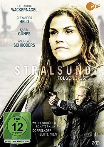 Stralsund Teil 13-16 (2 DVDs)