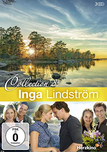 Inga Lindström: Collection  8 (3 DVDs)